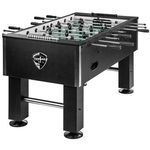 Profesjonalne czarne piłkarzyki stołowe 110 kg - czarny marki Tuniro ®