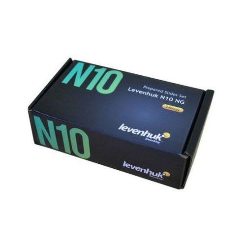 Levenhuk Zestaw gotowych preparatów n10 ng (0611901511054)
