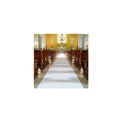 DYWAN do kościoła na uroczyste wejście 10mb BIAŁY SZYBKA DOSTAWA