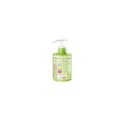 equave kids, szampon dla dzieci 2w1, eko, 300ml marki Revlon