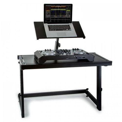 Pulpit Dj'ski DJ Pult DS20 regulowana wysokość czarny