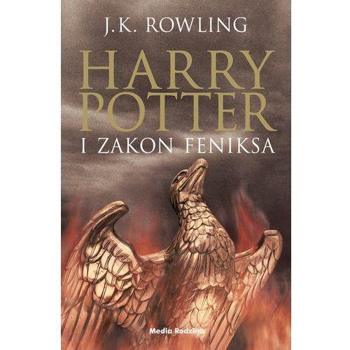 Harry Potter 5 i Zakon Feniksa (nowa okładka) (9788372786920)