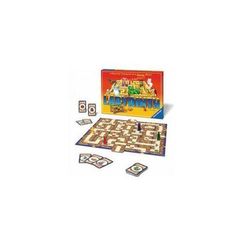 Gra planszowa labirynt ravensburger 264810 oryginał marki Tm toys