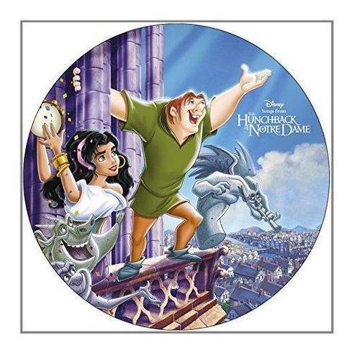 Songs From The Hunchback Of Notre Dame / O.s.t. (0050087336387)