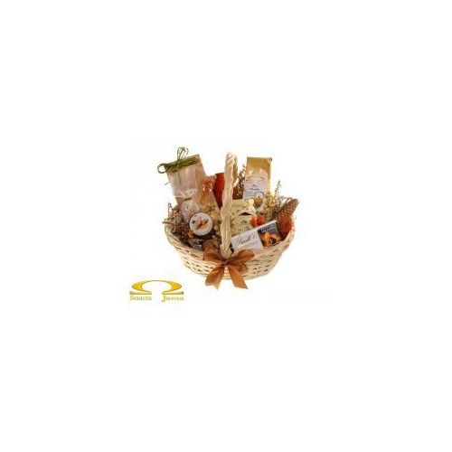 Koszyczek delikatesowy najcieplejsze pozdrowienia marki Smacza jama
