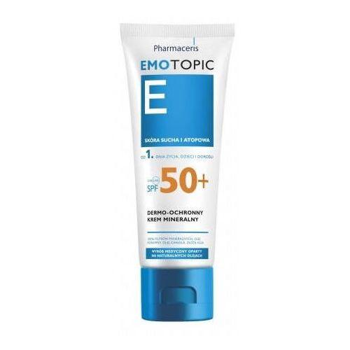 Emotopic dermo-ochronny krem mineralny spf50+ 75ml marki Dr irena eris