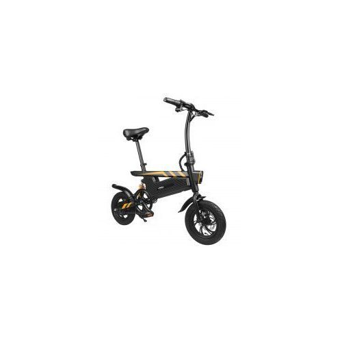 Składany rower elektryczny Ziyou Aurora T18 250W 25Km/h - czarny