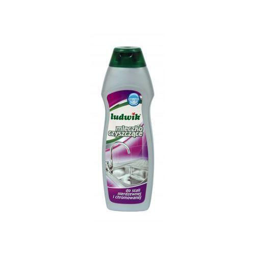 LUDWIK mleczko do czyszczenia stali nierdzewnej300 ml (5900498004403)