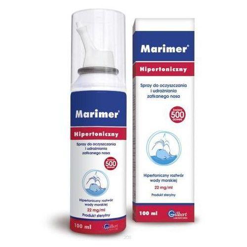 MARIMER Spray hipertoniczny 100ml (na katar)