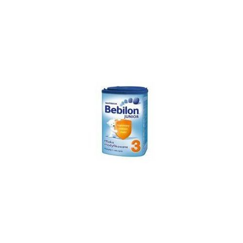 Bebilon Junior 3 z Pronutra+ Mleko modyfikowane powyżej 1. roku życia 800 g (mleko dla dzieci)