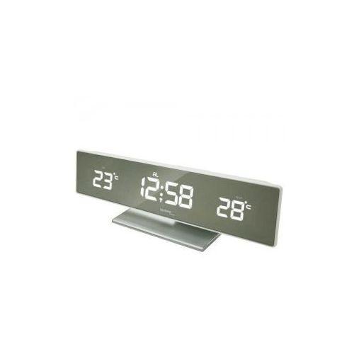 STACJA POGODY z zegarem  WS 6815