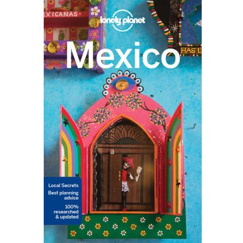LONELY PLANET MEXICO - John Noble (2016)