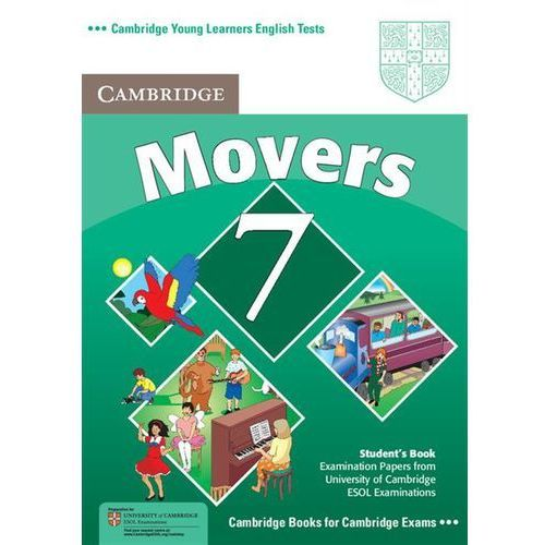 Cambridge YLET Movers 7 Student's Book (podręcznik) (lp) (2011)