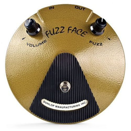 ejf1 - eric johnson fuzz face distortion marki Dunlop