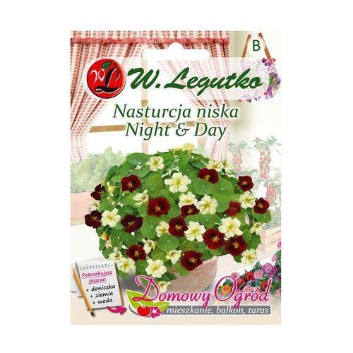 W. legutko Nasturcja niska night & day mieszanka nasiona tradycyjne 5 g (5903837345298)