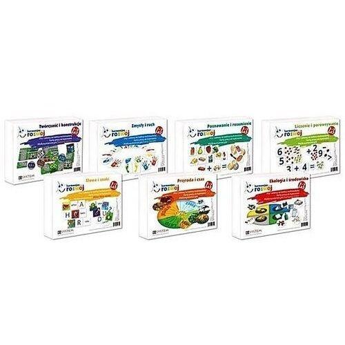 Harmonijny rozwój Komplet 7 gier (Płyta DVD) (9788365418432)