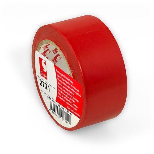 Scapa Taśma oznaczeniowa  2721 - czerwona