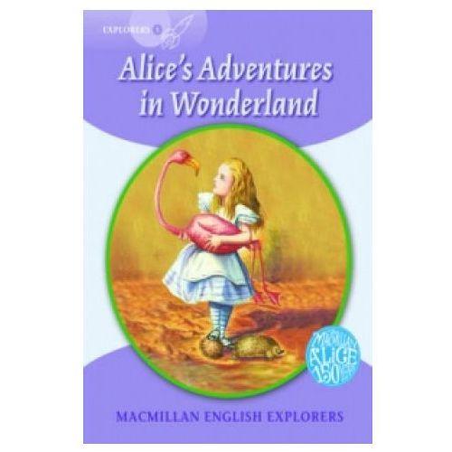 Macmillan English Explorers 5 Alice's Adventures in Wonderland (2015)