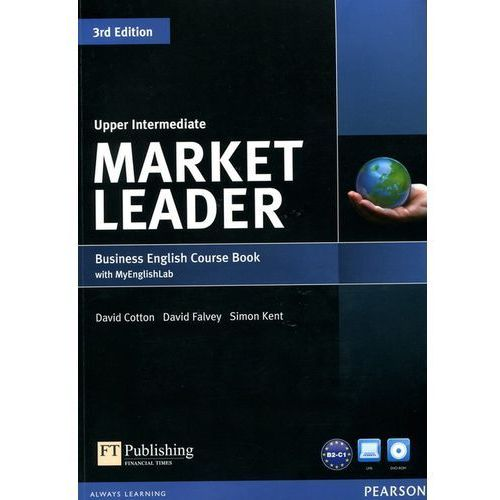 Market Leader Upper Intermediate. Podręcznik + DVD + MyEnglishLab (9781447922292)