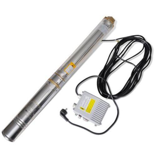 vidaXL Zatapialna pompa głębinowa 750W 67m - oferta (a54ae200b1d247be)
