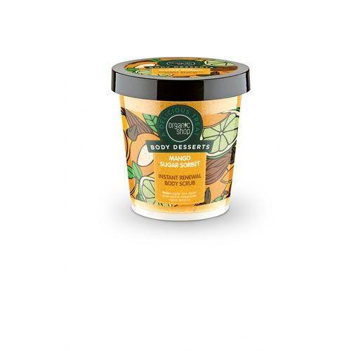 Organic Shop - Body Desserts - Regeneracyjny Scrub do Ciała - Mango Sugar Sorbet