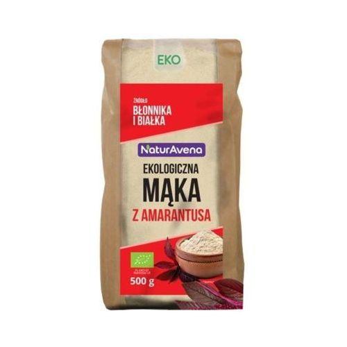 500g mąka z amarantusa bio marki Naturavena
