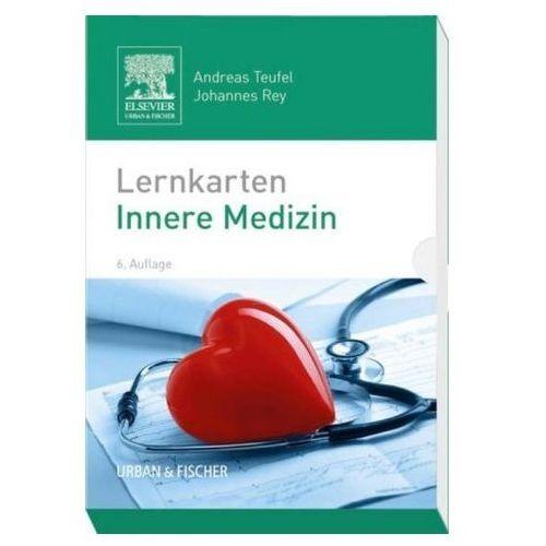 Lernkarten Innere Medizin (9783437413483)