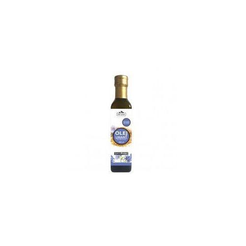 Olej Lniany zimnotłoczony nierafinowany 250 ml - Dr Gaja, 2437-119C3_20160722140600