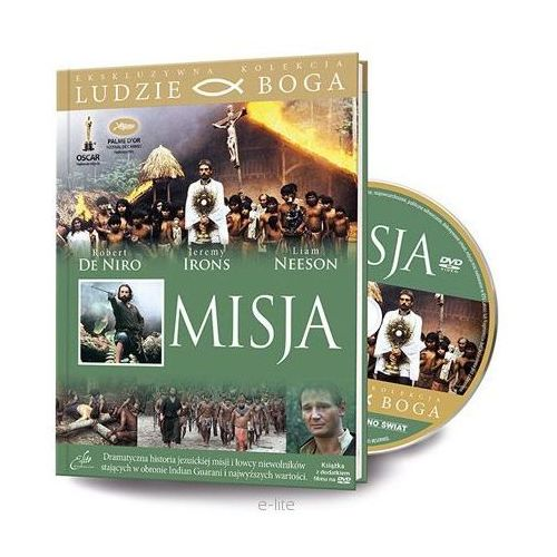 MISJA + film DVD