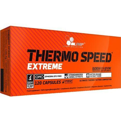 OLIMP Thermo Speed Extreme Mega Caps - 120 Kaps. (5901330023996)