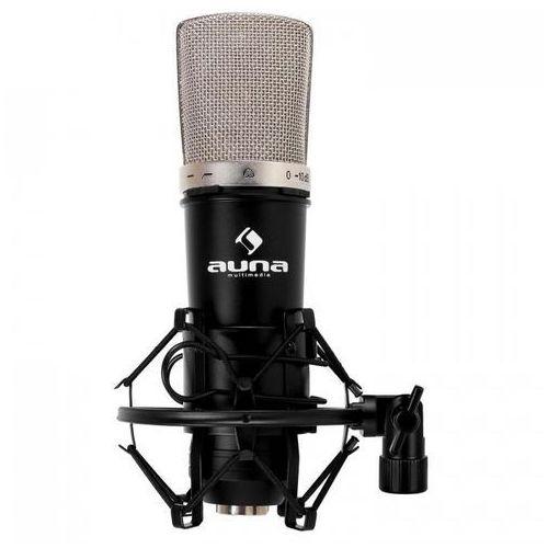 Auna Cm003 mikrofon pojemnościowy xlr, pająk