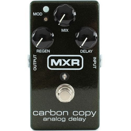 mxr m169 carbon copy analog delay marki Dunlop