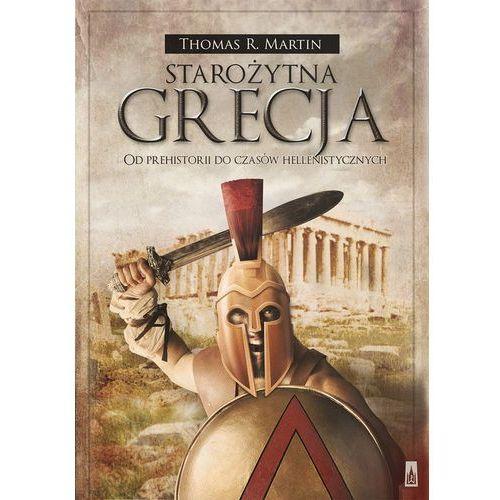 Starożytna Grecja. Od prehistorii do... (404 str.)