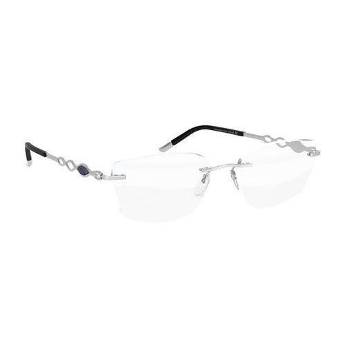 Silhouette Okulary korekcyjne charming diva 5512 cy 7000