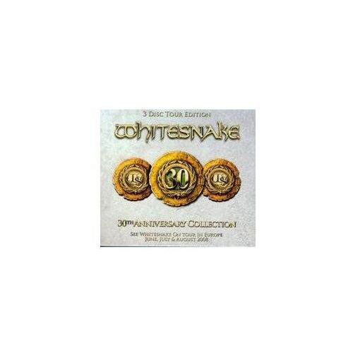 Emi music Whitesnake - 30th anniversary collection (5099921266126)
