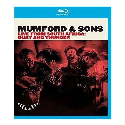 Live in South Africa: Dust and Thunder (Blu-ray) - Mumford & Sons (5051300530877)