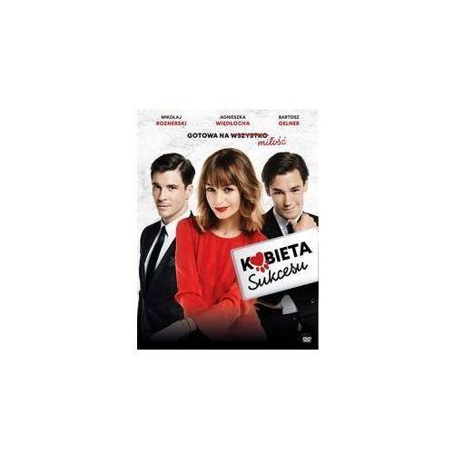 Kobieta sukcesu DVD (Płyta DVD)