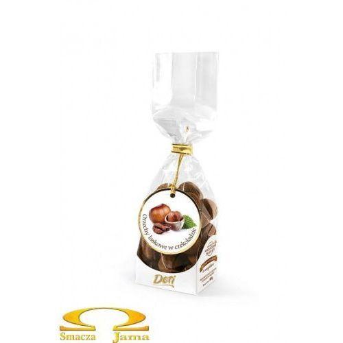 Doti Orzechy laskowe w mlecznej czekoladzie z kawą 100g