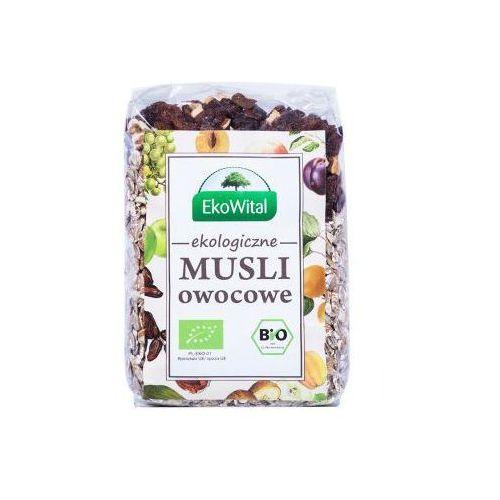 Musli owocowe 25% BIO 300 g EkoWital, 1776