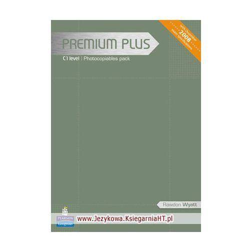 Premium C1 Plus Copiables Pack, oprawa miękka