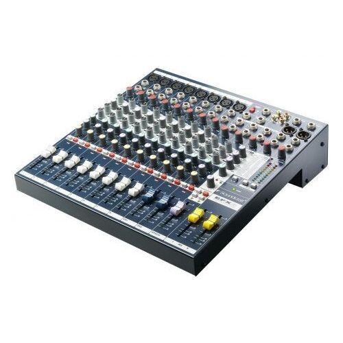 Soundcraft Spirit EFX 8 mikser fonii