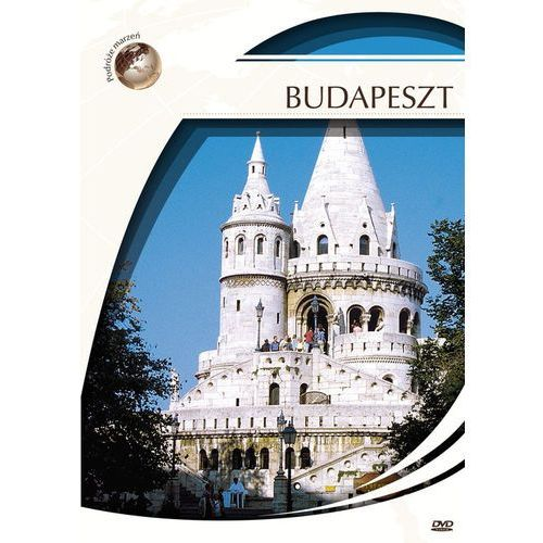 Cass film Budapeszt (dvd) - od 24,99zł darmowa dostawa kiosk ruchu (5905116008399)