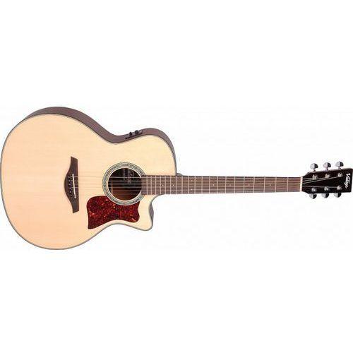 Vintage vga900n, gitara elektro-akustyczna