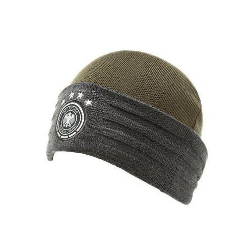 adidas Performance DFB Czapka base green/dark grey heather/offwhite - produkt dostępny w Zalando.pl