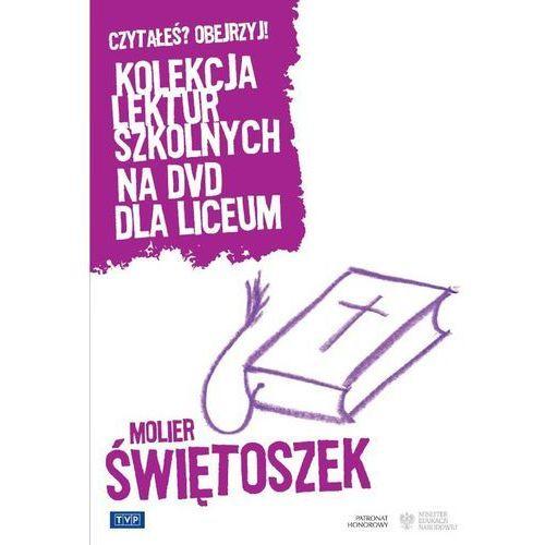 Telewizja polska Świętoszek - od 24,99zł darmowa dostawa kiosk ruchu