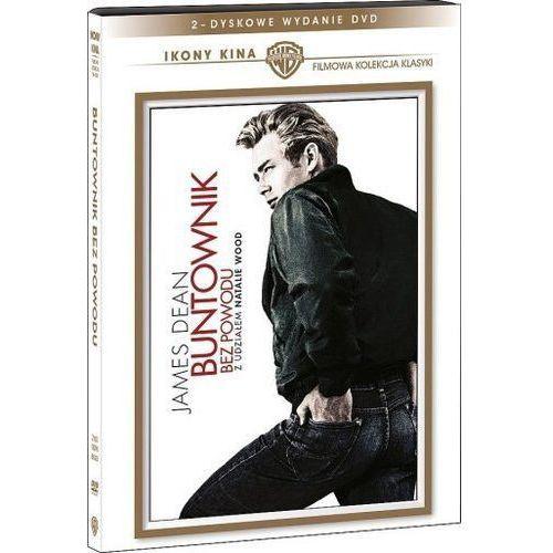 Buntownik bez powodu (DVD) - Nicholas Ray DARMOWA DOSTAWA KIOSK RUCHU