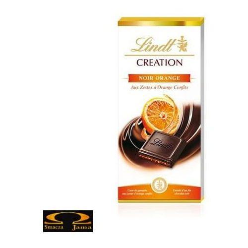 Czekolada Lind Creation Dark Orange 150g