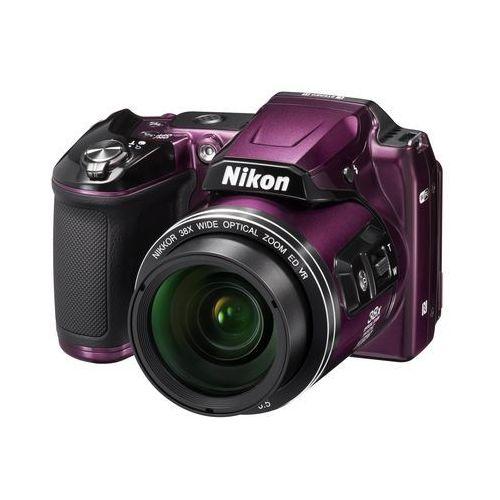 Nikon Coolpix L840 [zoom optyczny 38x]