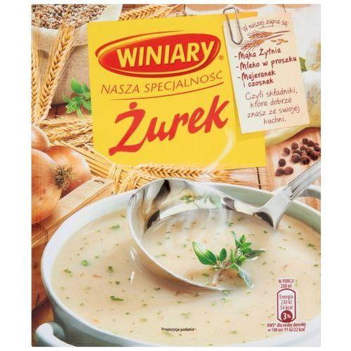 Winiary 49g zupa żurek standard (5900085010114)