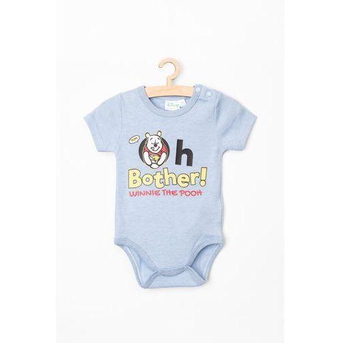 Body niemowlęce niebieskie 5T36BI